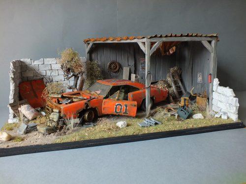 Dodge 1969 General Lee 1:18